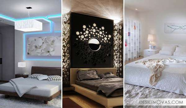 bedroom lighting & 22 creative bedroom lighting ideas ? Cool home and interior design ...