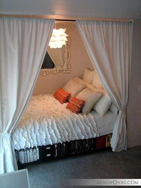 скрытая кровать