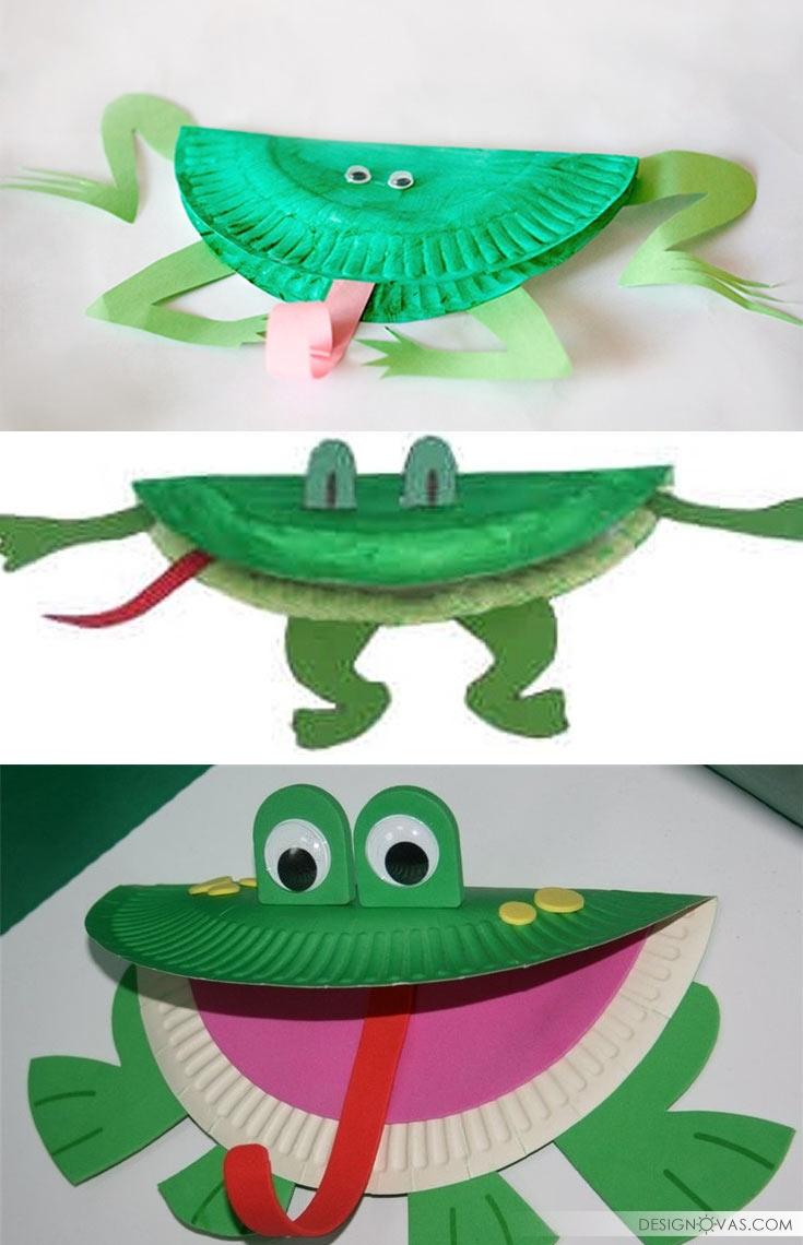 06-frog-craft