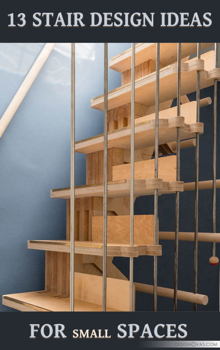Stair Design For Small