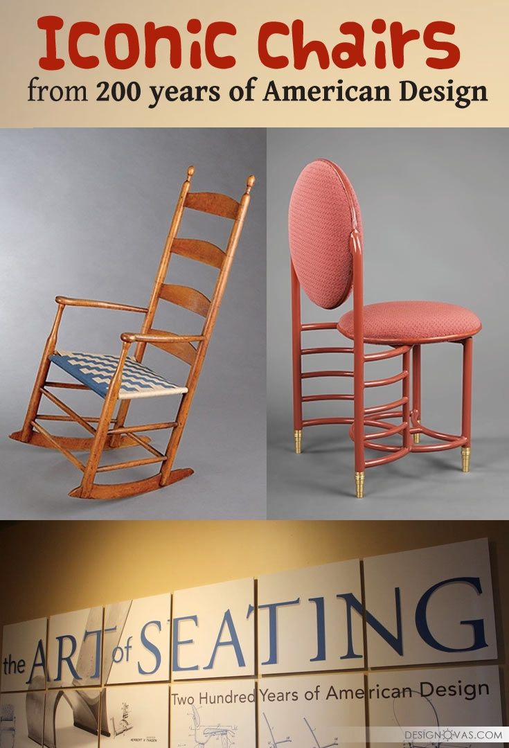 23 iconic chairs designed in usa