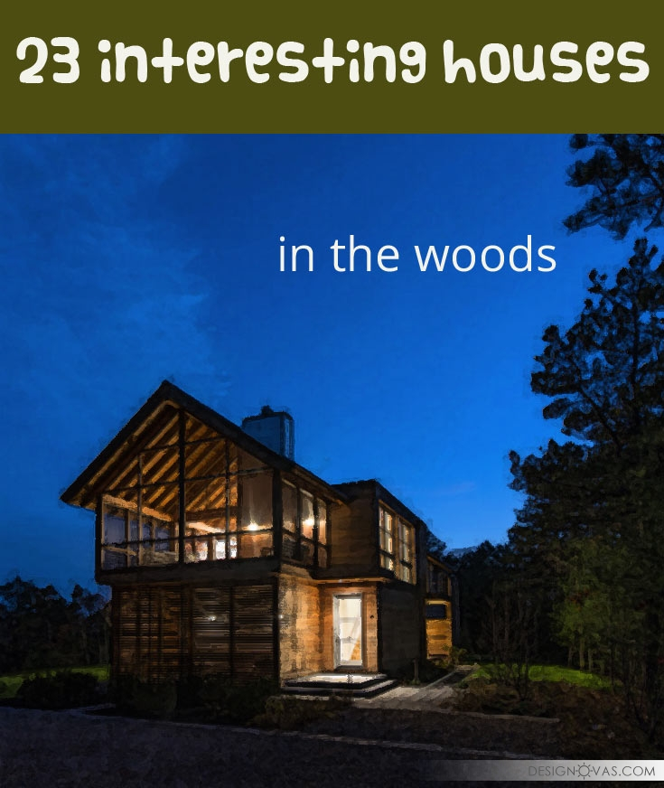 23-houses-in-woods