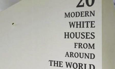20 modern white houses